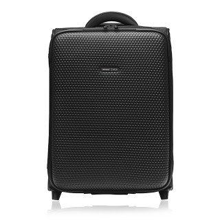 MCL RW_01.3 - ROAD WARRIOR CARRY-ON SUITCASE (2-WHEEL) WITH GARMENT BAG