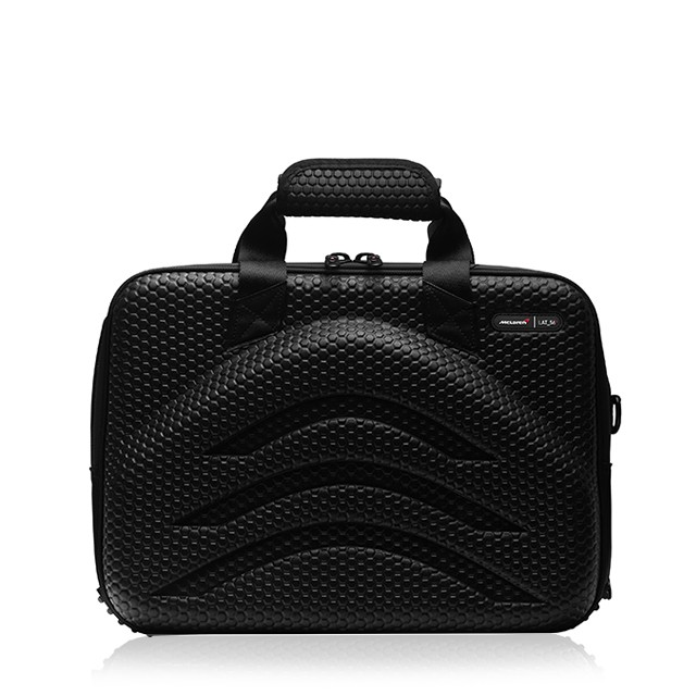 """MCL BC_01.2 - EXPANDABLE LAPTOP BRIEFCASE (SMALL) (up to 13.3"""")"""